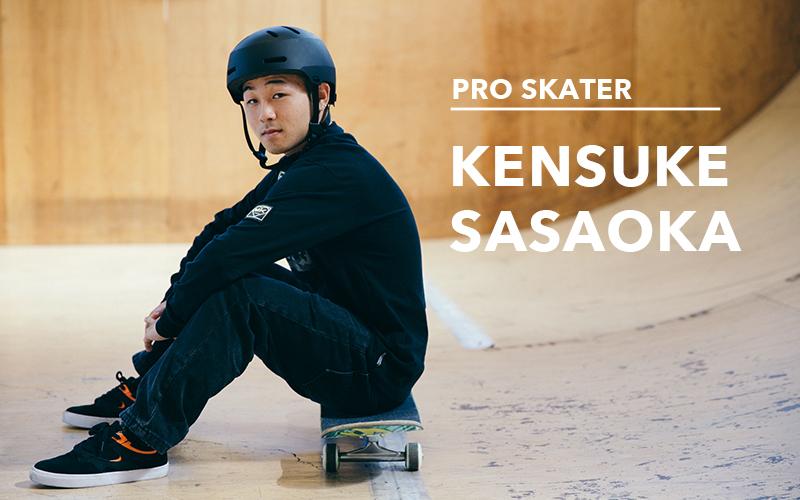 KENSUKE SASAOKA